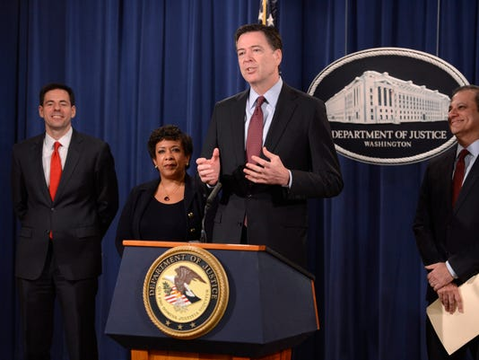 FBI's Comey, officials discount two iPhone hack theories