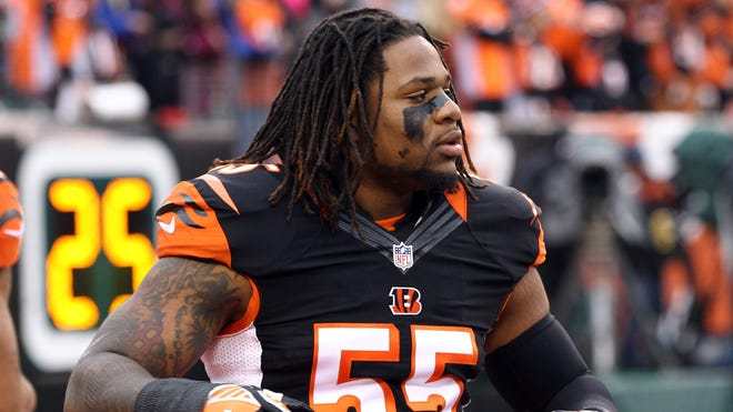 Linebacker Vontaze Burfict might follow Andy Dalton as the next Bengal to see a big contract extension.
