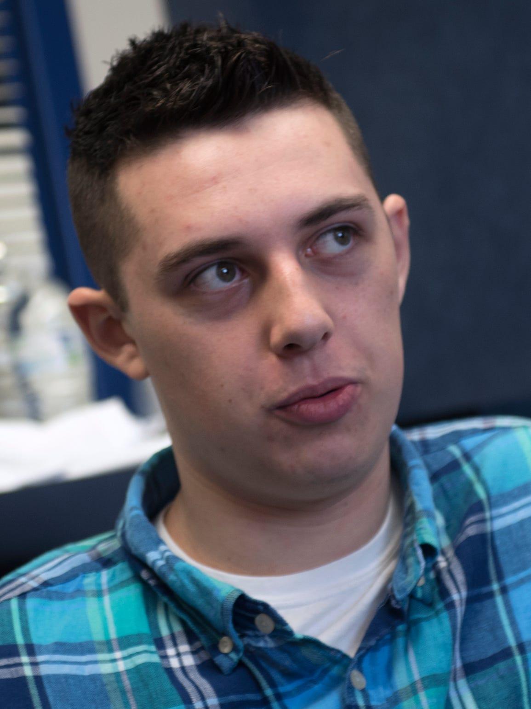 Skyler Richard, a  WASHS senior, reflects on the recent