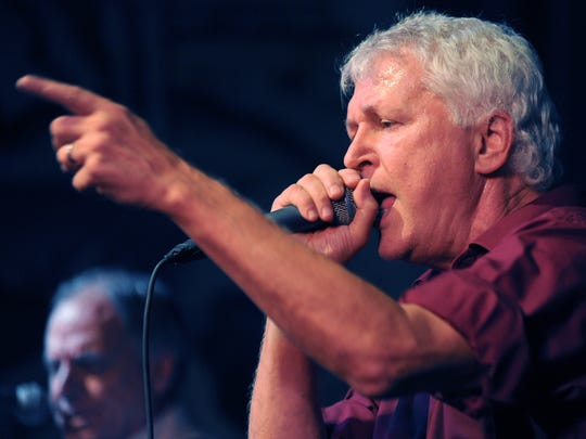 Robert Pollard will perform with Guided By Voices April
