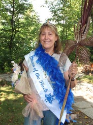 Mary Roth of Prairie du Sac, Wis. was selected as Queen