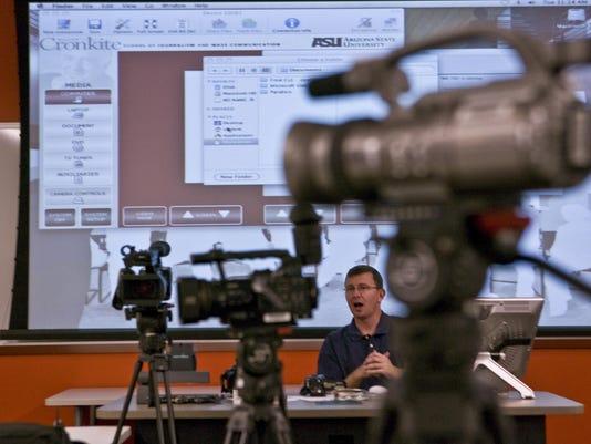 Inside ASU's journalism school