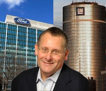 Evidence is mounting of investor pressure on GM, F...
