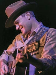 Nashville songwriter Zach Schmidt will play at Burning