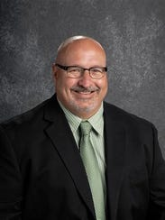 Kevin Patterson, superintendent of the Ozark school
