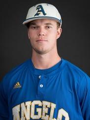 Josh Barnett, Angelo State University baseball