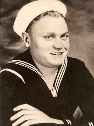 """The family of Seaman First Class Henry """"Glenn"""" Tipton of the USS Oklahoma was living in Clarkridge in 1941 when they were notified that Glenn was missing following the Japanese air attack on Pearl Harbor."""