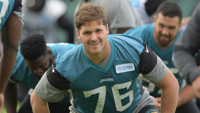 The Seahawks could play new signee Luke Joeckel at left guard or left tackle.