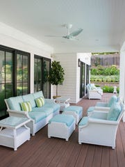 Bring in new colors and textures this season for an updated look for your outdoor space.