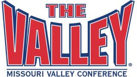 Missouri Valley Conference logo.
