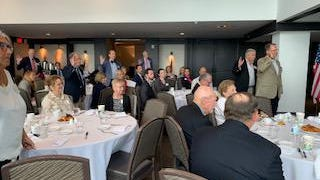 The Citizens' Association of Palm Beach installed its 2020 slate of officers and directors at its annual meeting Feb. 6 at the Tideline Ocean Resort & Spa.