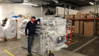 Slumberland chose to donate mattresses this year to Salvation Army and Parents as Teachers as part of its annual Home for the Holidays event.