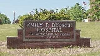The Emily P. Bissell Hospital, a state-run nursing home, will be closed for six months to undergo major hot-water system repairs with no guarantee it will reopen as a nursing home, state health officials said Tuesday.