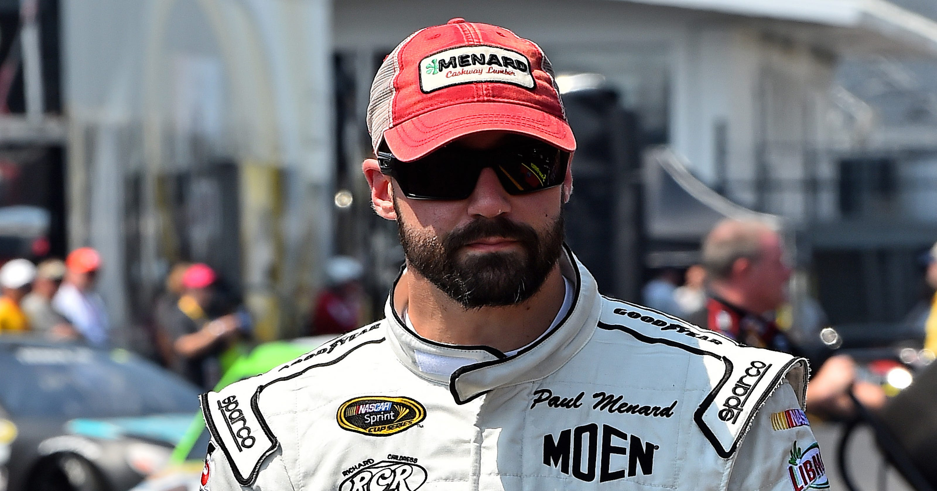12 Questions with Paul Menard