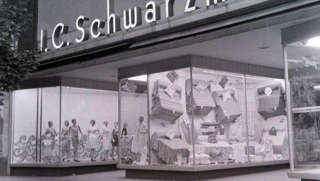 I.C. Schwarzman. 6/29/61.