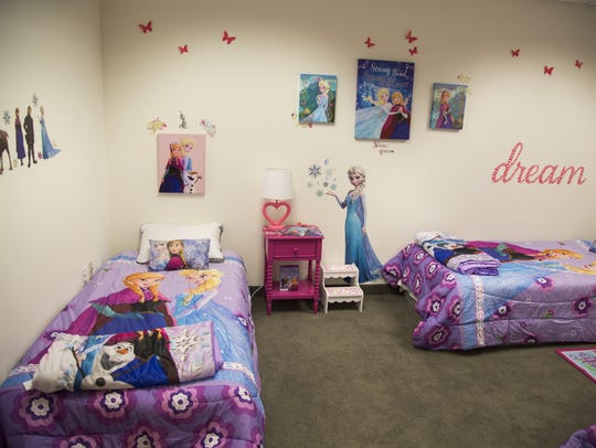 The Department of Child Safety's new emergency center