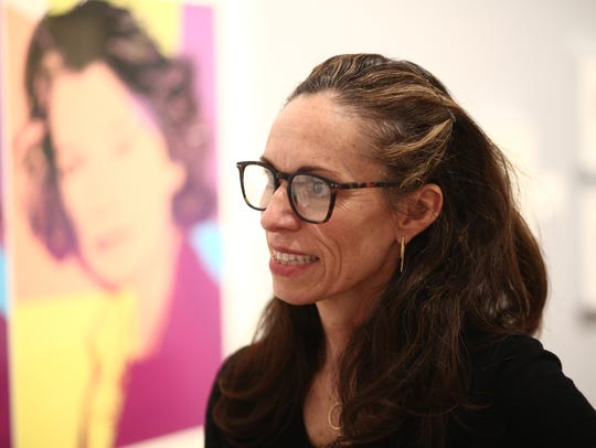 "Mary-Kay Lombino, curator of Vassar College's Frances Lehman Loeb Art Center, speaks about the exhibit, ""People are Beautiful: Prints, Photographs, and Films by Andy Warhol."""
