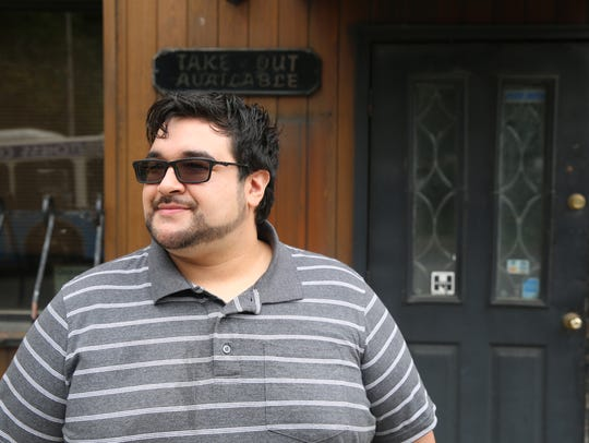 Vincent Delgado, owner of Nova's on Main in the City