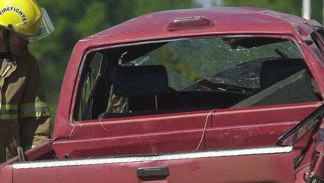 Crash reports from the Alabama Law Enforcement Agency shows 511 people died in wrecks investigated by state troopers.