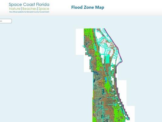 Florida Flood Zone Map.Do You Know Your Flood Risk