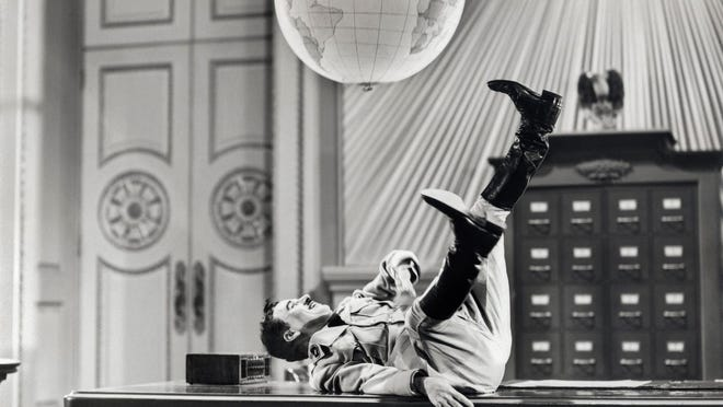 """Charlie Chaplin's """"The Great Dictator"""" will be shown Wednesday at Cornell Cinema."""