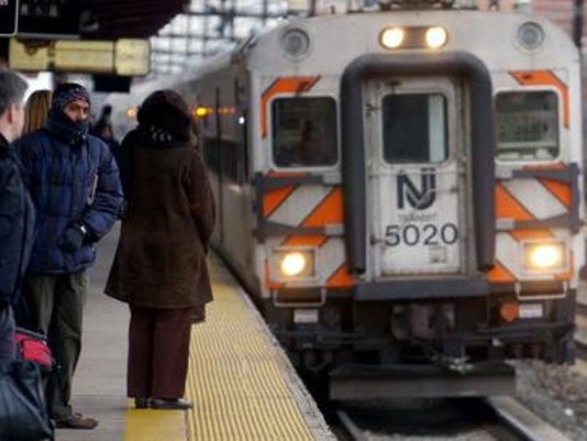 Woman Killed By Train In Morristown