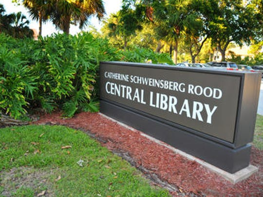 Catherine Schweinsberg Rood Central Library