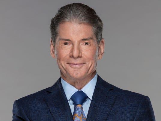 Entertainment: Vince McMahon