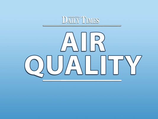 FMN Stock Image Air Quality