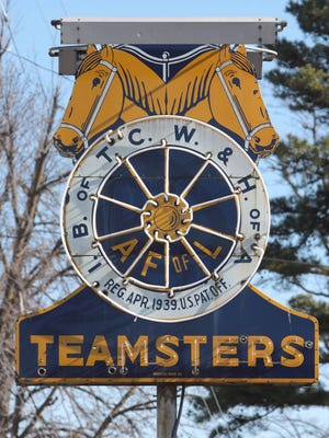 The political action committee Preserve Middle Class America is a nonprofit registered to the Teamsters local on Division Street under the name of Jim Kabell, president of the local Teamsters.