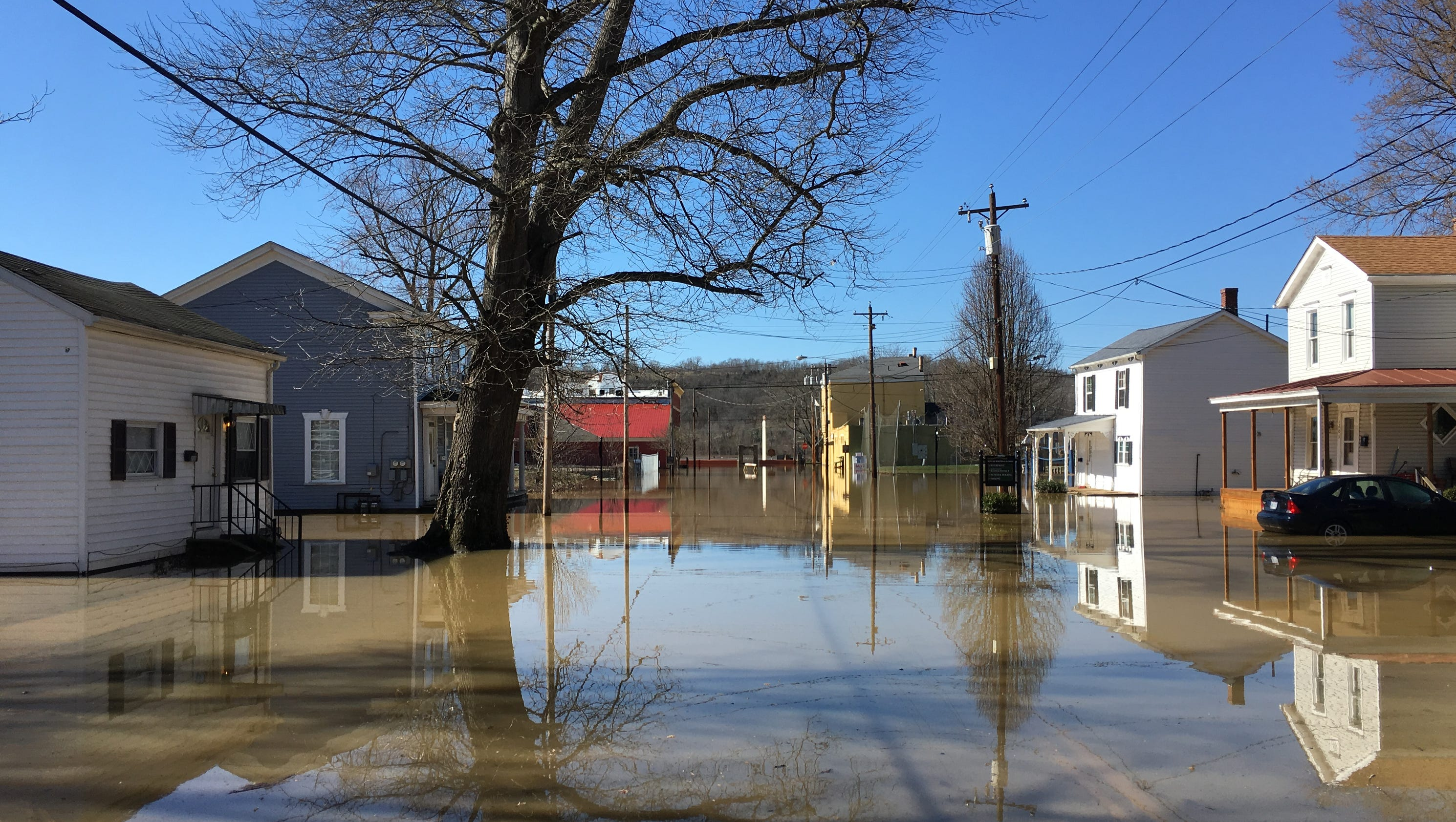 Cincinnati flooding Here s what to do if your house flooded
