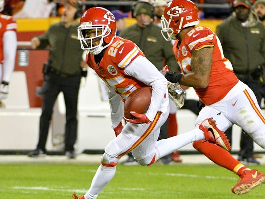 NFL: Denver Broncos at Kansas City Chiefs
