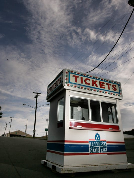 Consultants see two options for the Tennessee State Fair