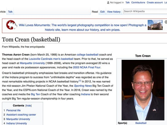 Lol thanks for the update, Wikipedia.