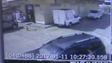 A screenshot from a surveillance video at Fine Store