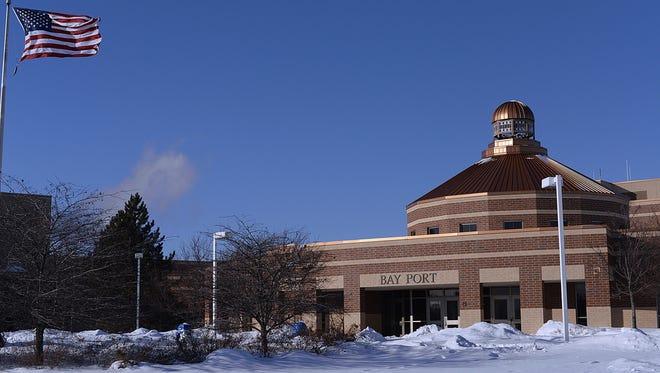 Howard-Suamico's Bay Port High School.