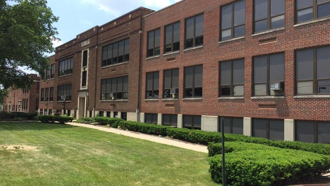Built in 1916 as the Union Township School, the three-story building would be demolished under a Lakota Schools' deal with the Boys and Girls Club of West Chester/Liberty.