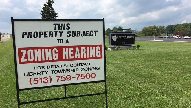 Some Liberty Township homeowners are battling zoning changes to farm fields next to Liberty Heights Church that would bring in an industrial bakery. Residents say the giant bakery would cause pollution, odors, traffic problems and lower their home values.