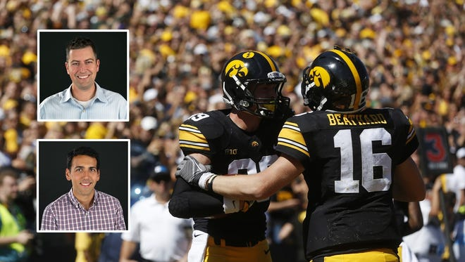 Can the Hawkeyes recover from their shocking loss to NDSU? Our experts weigh in.