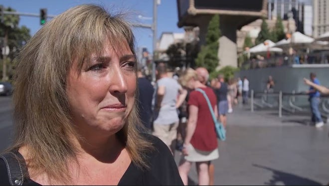 Deana Gregory talks about surviving the Las Vegas shooting.