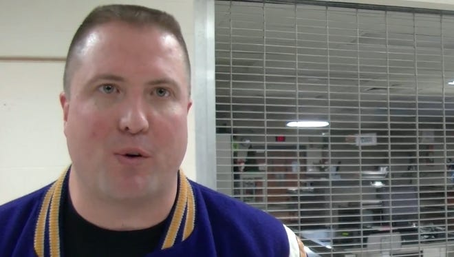 Aaron Eaton, a 1,000-point scorer for Kennard-Dale in the 1990s, has been hired as the school's new girls' basketball coach.