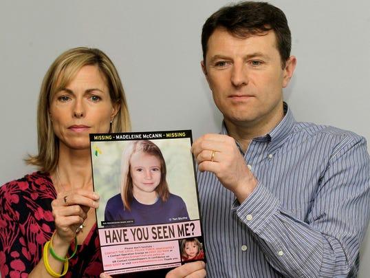 AP Britain Missing Girl