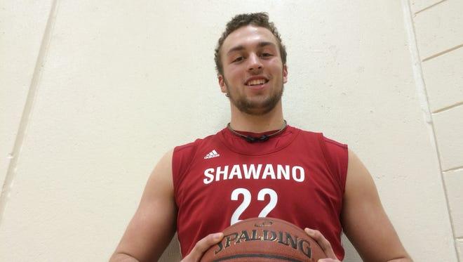 Shawano senior Zeke Gueths