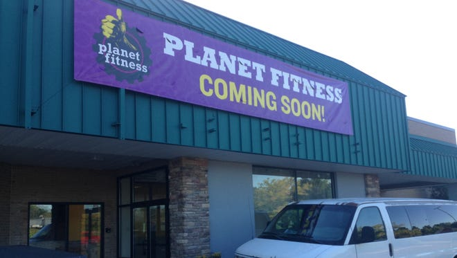 The area's third Planet Fitness facility will be opening soon at 2380 N. Cedar St. in northern Delhi Township.