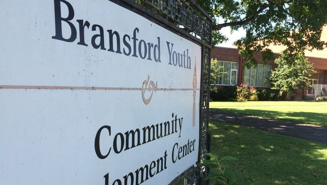 The Bransford Youth Community Center is scheduled to be demolished.
