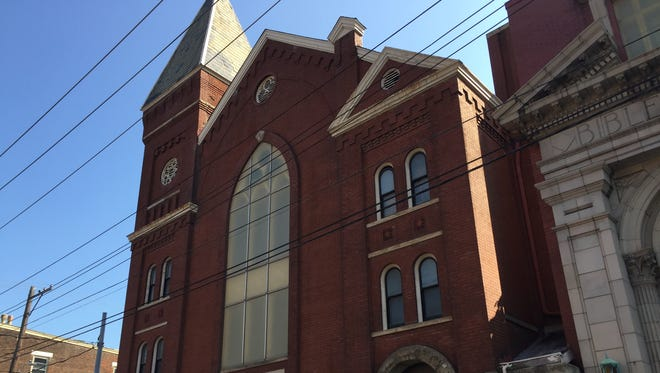 First Baptist Church of Newport will remain at 801 York St., Newport, where the David Hosea Seeds of Hope Foundation will operate a group of nine charities inside 60,000 square feet.