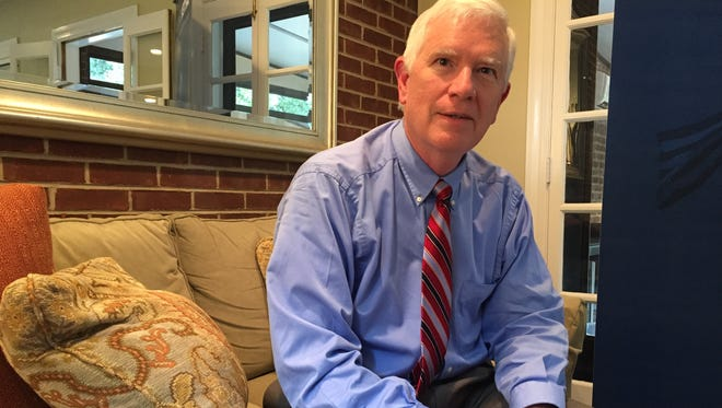 Rep. Mo Brooks, R-Ala., said he will campaign on his conservative credentials.