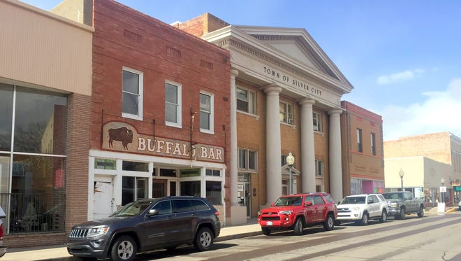 """""""Stories from our Streets - Discover the Town that was Built to Last"""" is the title of a walking tour in downtown Silver City that will begin June 1. The tour is going to be marketed as a New Mexico True product."""