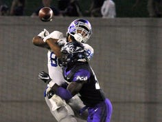 ACU gets defensive in 24-3 victory over Huskies on historic night at new stadium