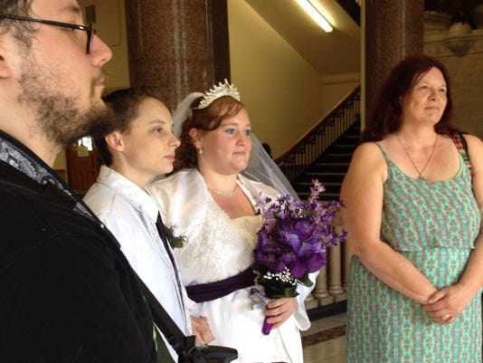 same sex marriage legality in Fort Wayne